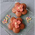 ~algérie~ m'khabez (biscuits glacés) au caramel et au chocolat