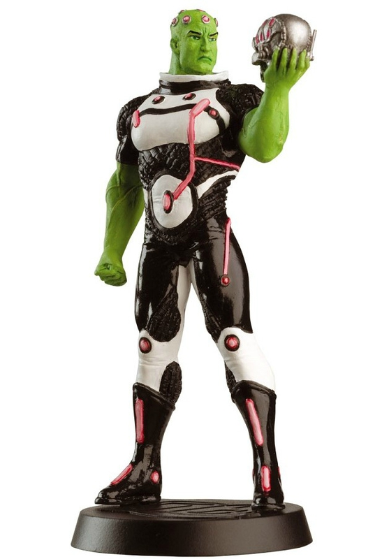 eaglemoss DC brainiac