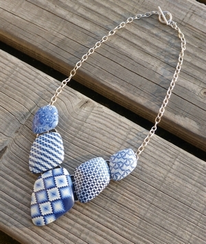 SOLY CAT - COLLIER STAGE MATHILDE COLAS BARGELLO -3D