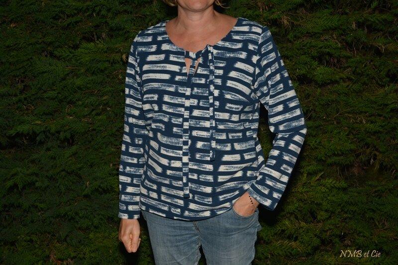 Top Pam Devant - Maison Victor