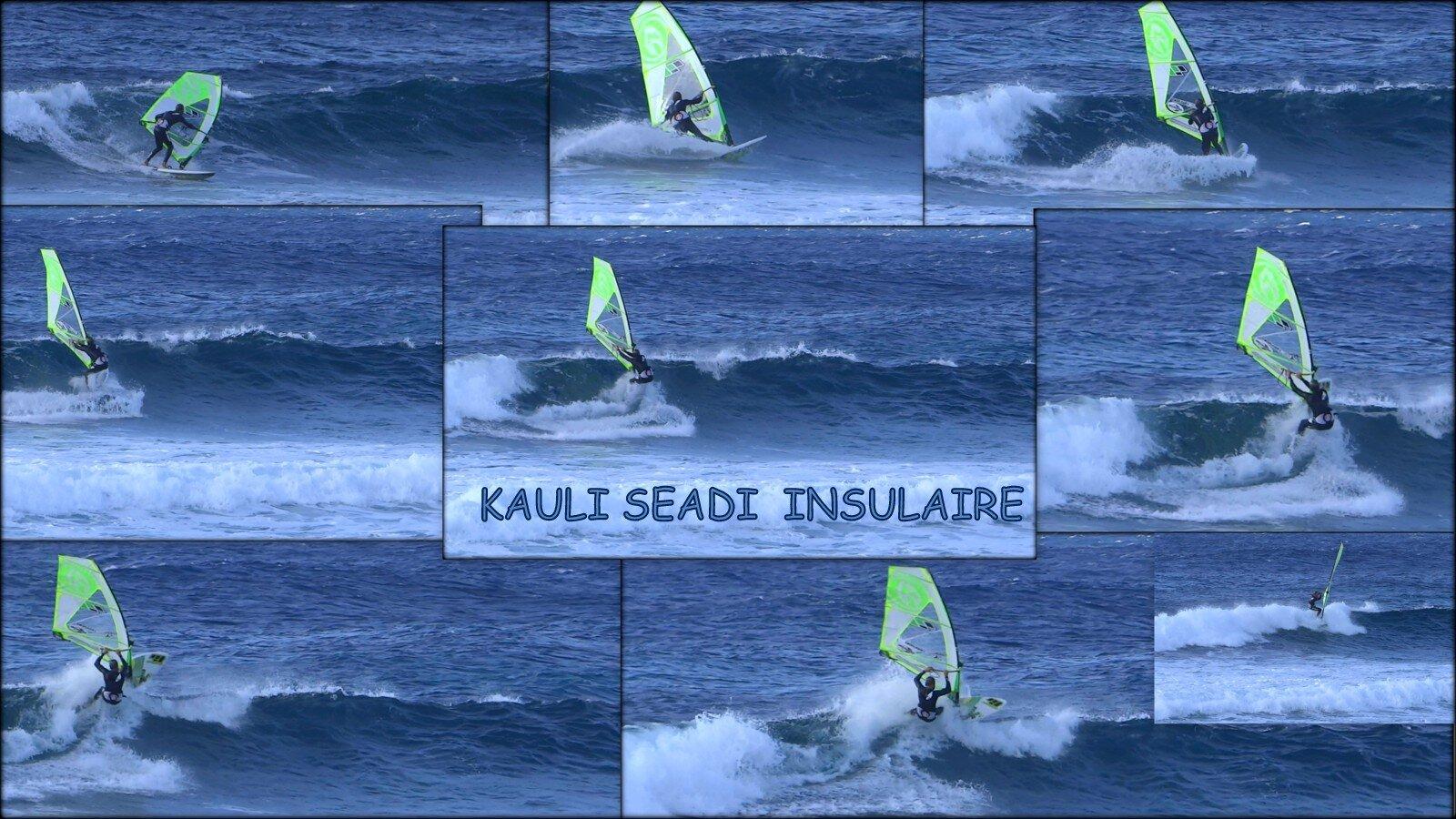 KAULI SEADI / CARVING SURF !...