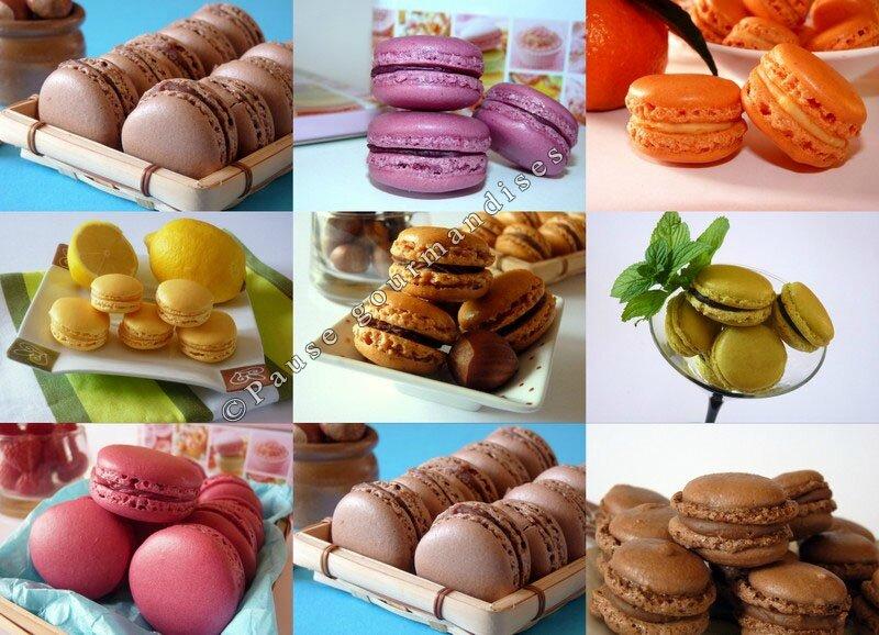 1-macarons au chocolat copie