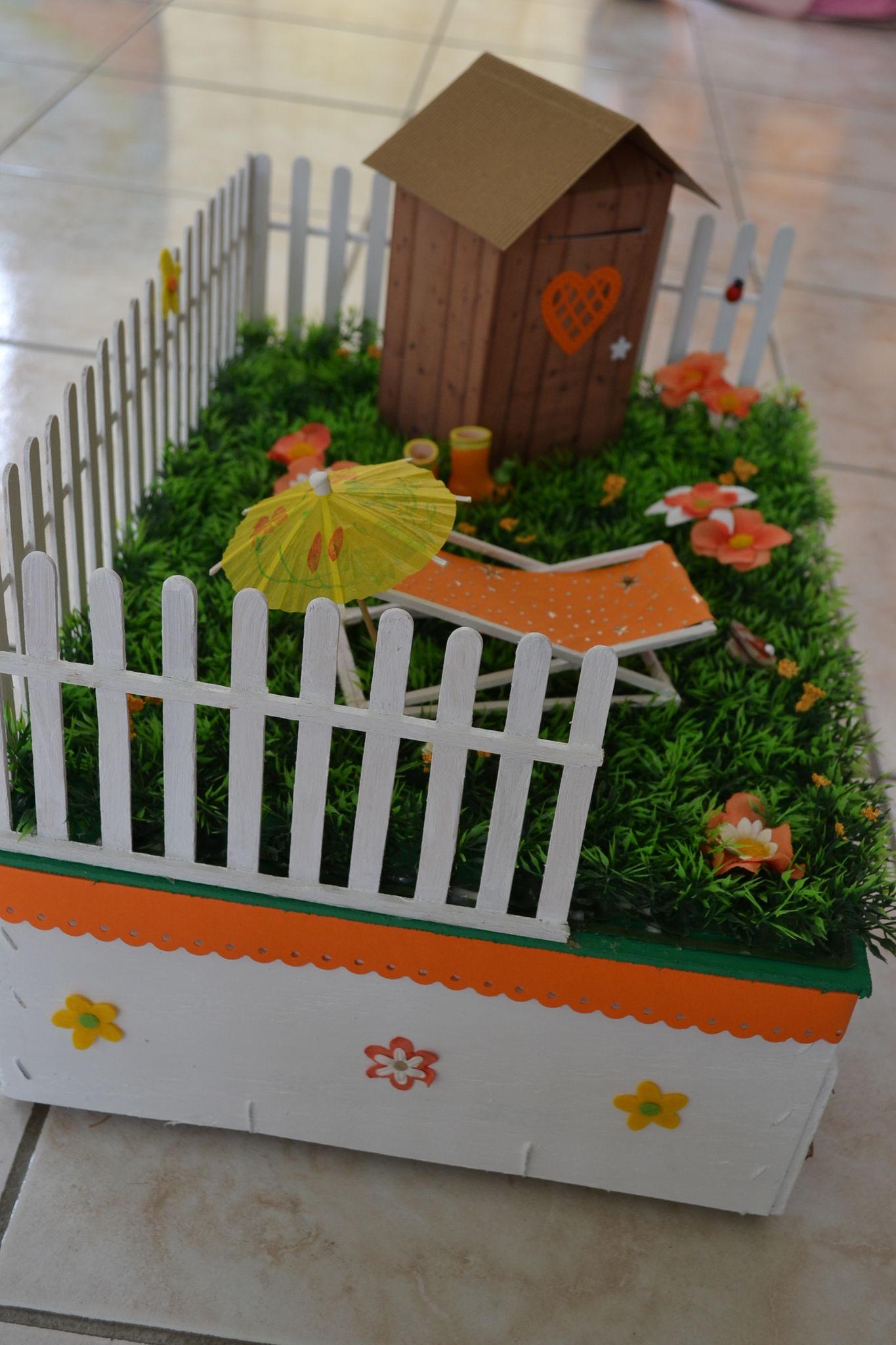 Urne anniversaire for Objet de jardinage