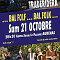 Bal folk avec tradéridéra & bouge tes faysses