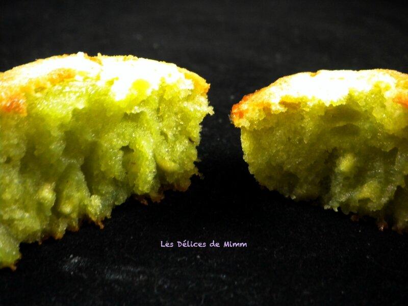 Petits fondants à la pistache (sans gluten) 4