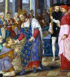 Henri II touchant les écrouelles