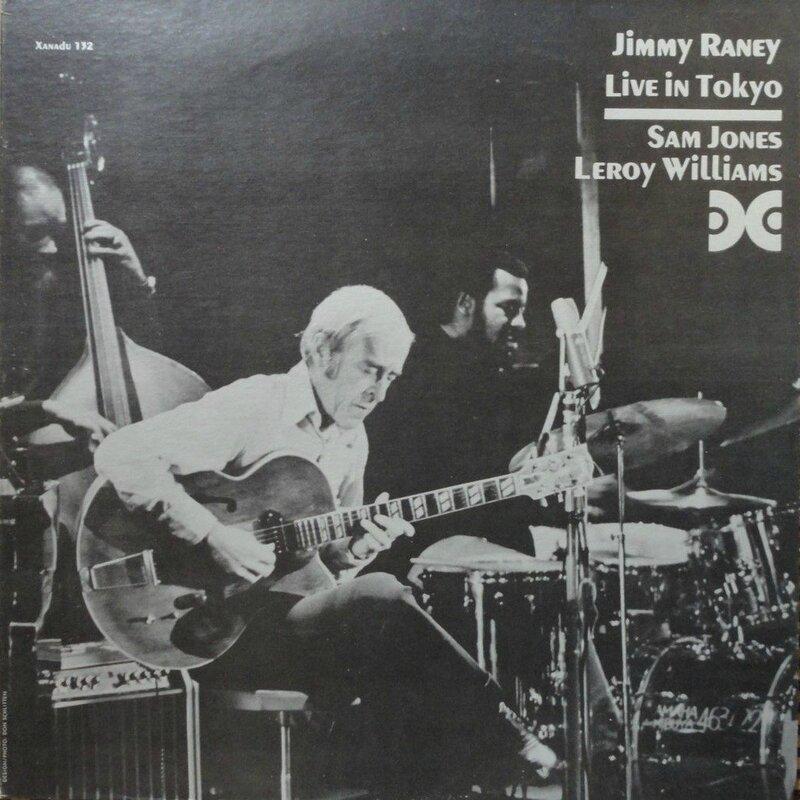 Jimmy Raney - 1976 - Live In Tokyo (Xanadu)
