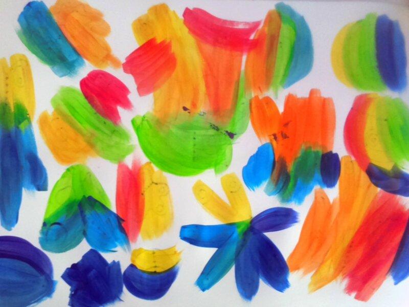 173_Compositions abstraites_Sculptures de papier10