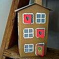 photophore maison pain epices tea light lanterne gingerbread house lilybouticlou