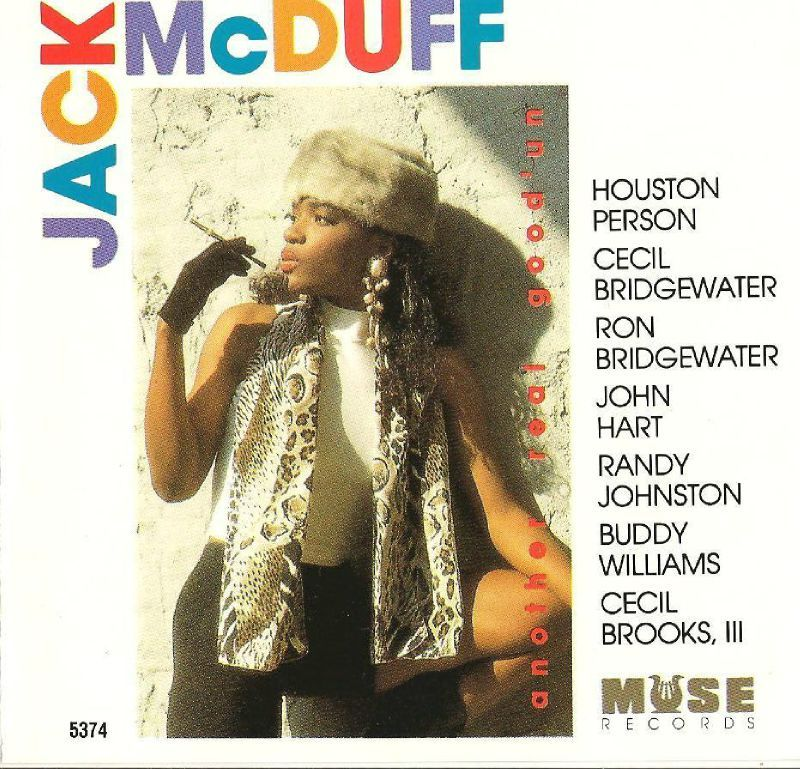 Jack McDuff A Real Good Yn