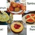 Fruits vietnamiens