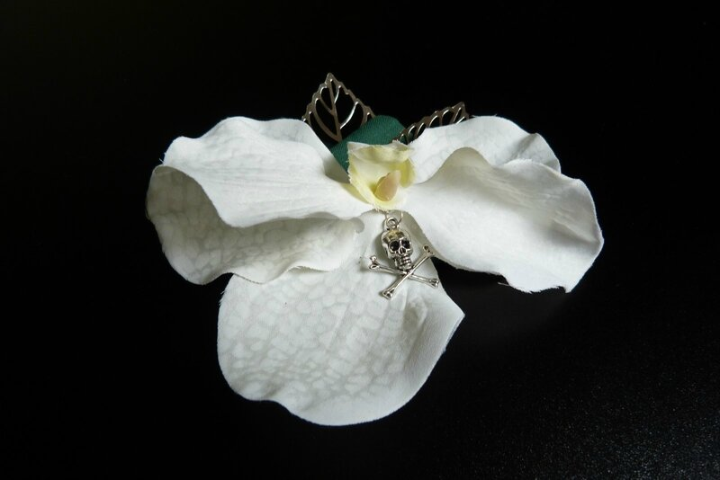 orchidee skull argent (3)