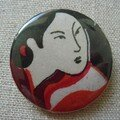 badge japonais