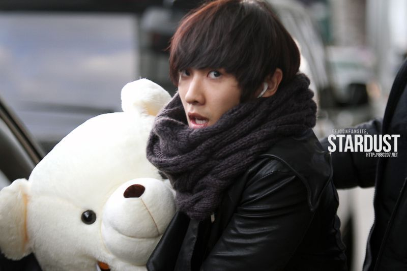 joon teddy bear