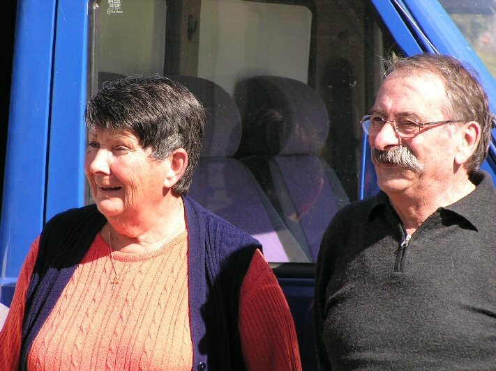 Solange Fasseur et Michel Chignaguet donnent leur dernier dép