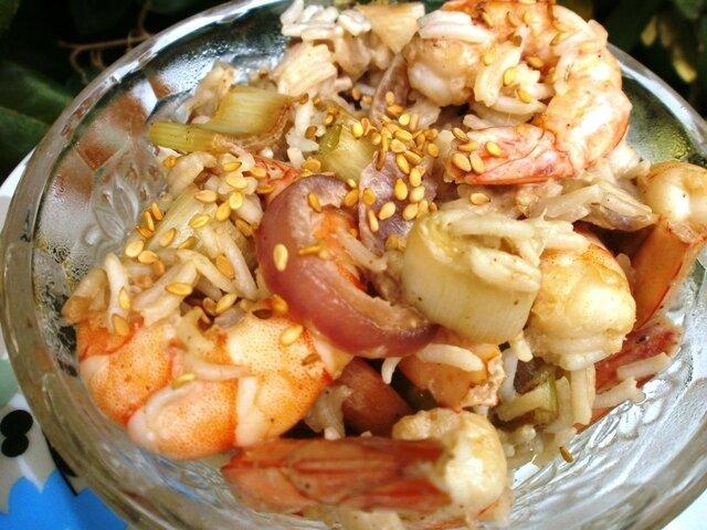 riz aux crevettes (3)