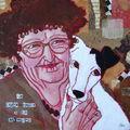 Le chien-chien à sa mémère
