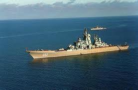 navire de guerre russe