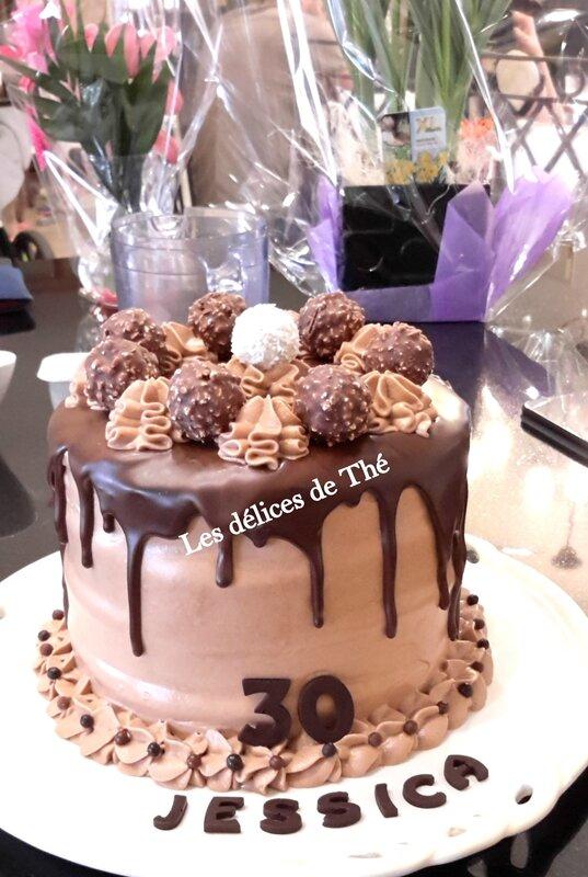 Layer cake ferrero rocher 05 03 17 (30)