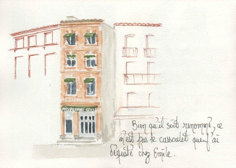 Chez Emile Toulouse
