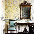 Griffin & Wong Wallpaper: Chinoiserie Papers - Shen de Tang