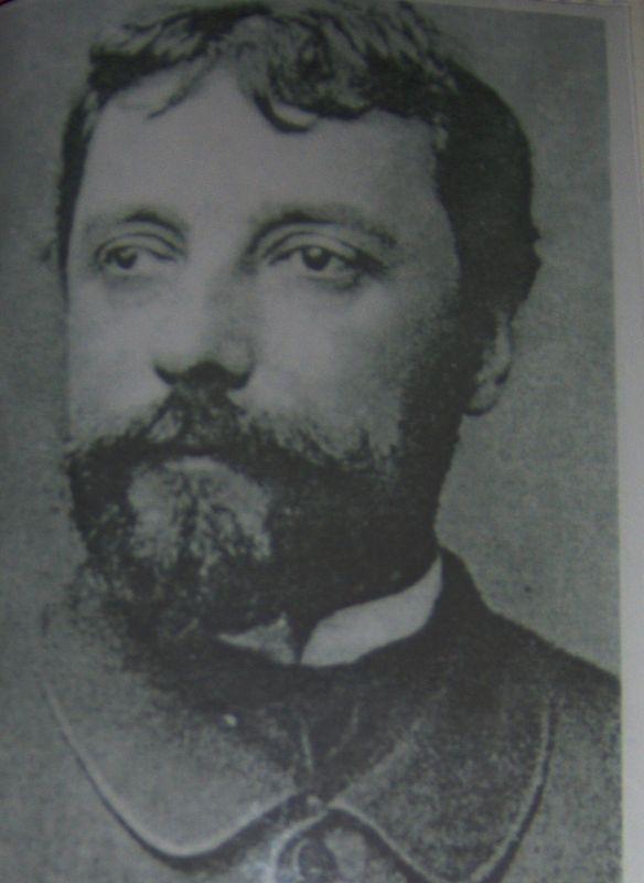 Emile Goudeau, poète périgourdin, chef de file des Hydropathes