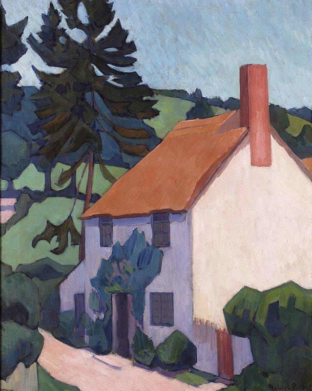 robert bevan 1920