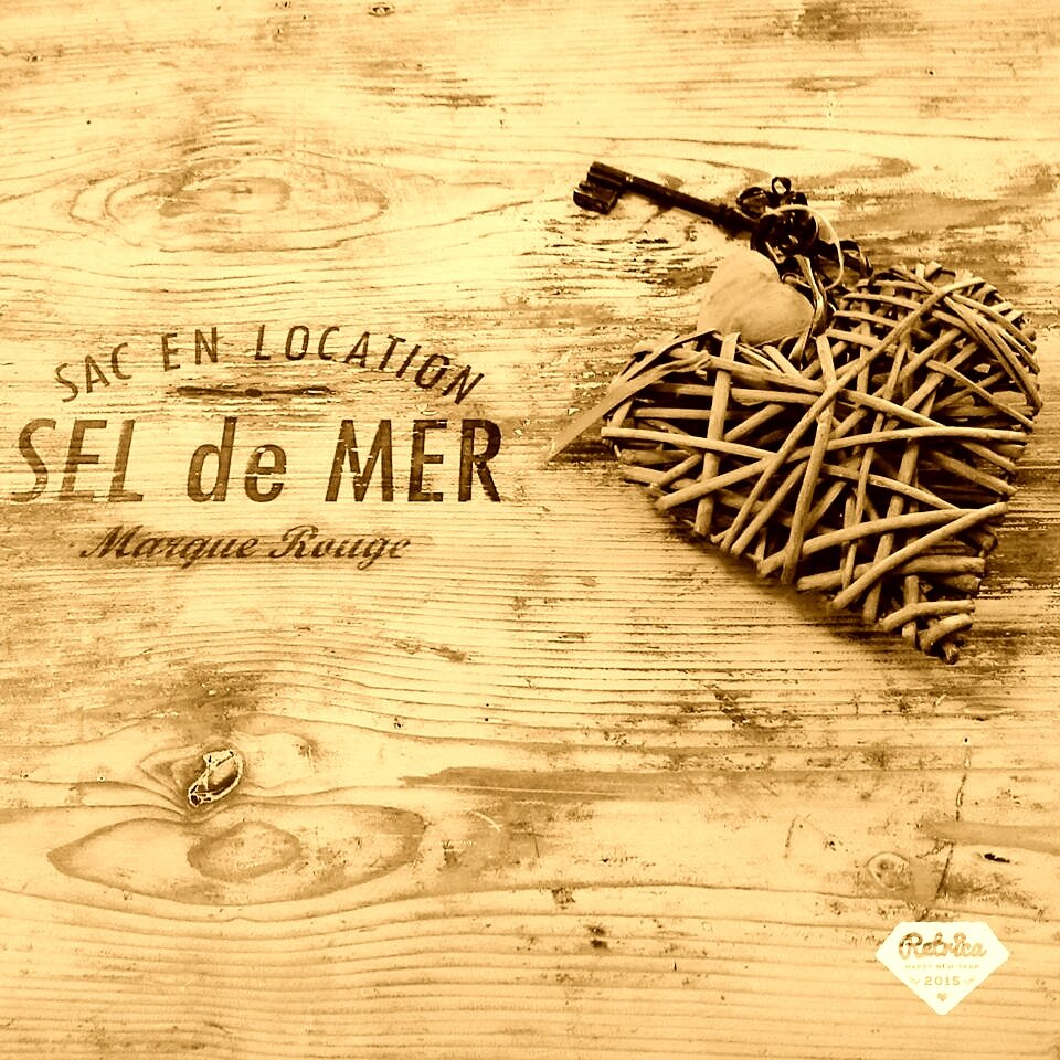 NOUVELLE TABLE ESPRIT PLAGE BORD DE MER