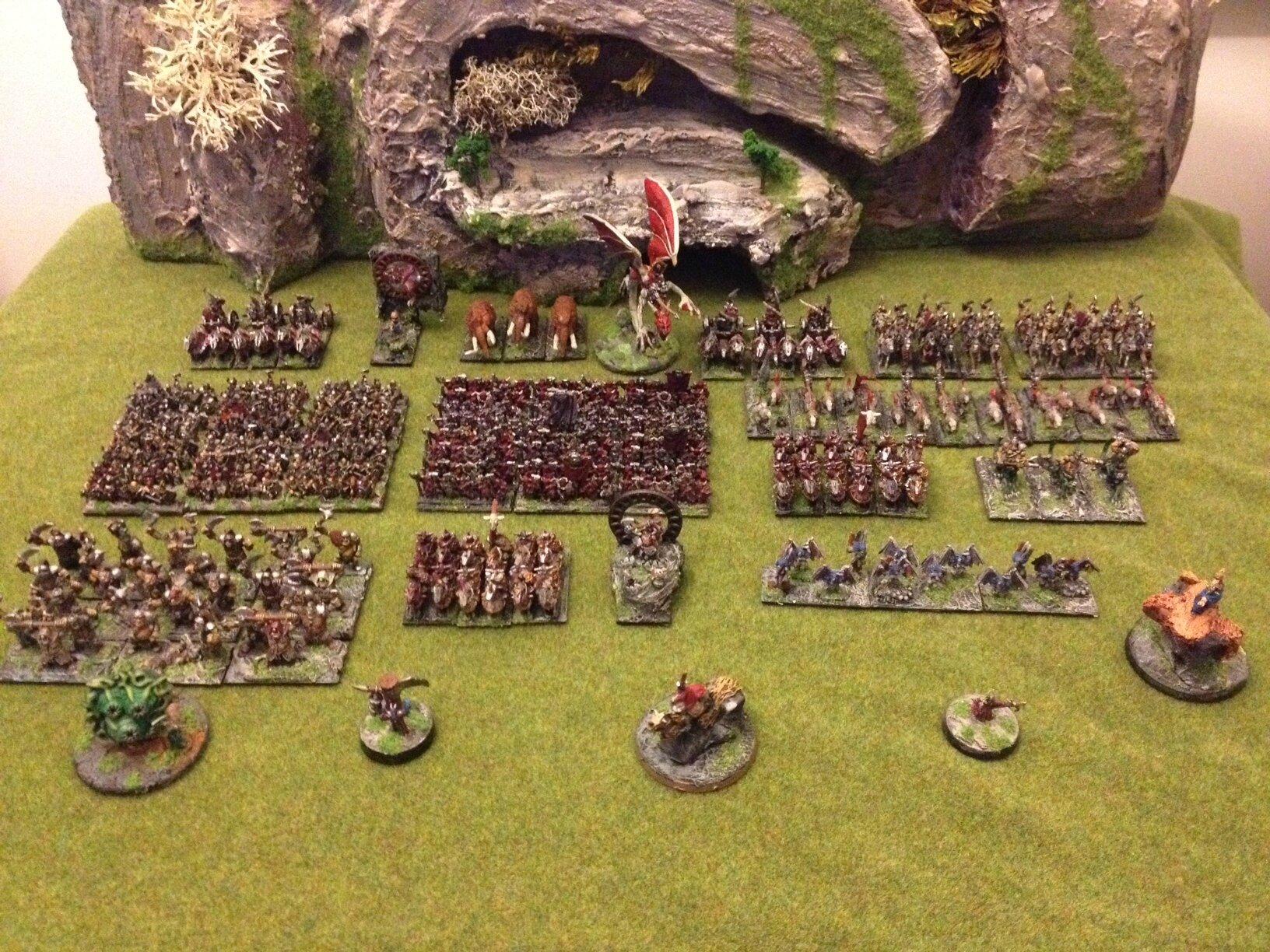 Warmaster Chaos