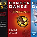 Hunger games (tomes 1 à 3 : hunger games - l'embrasement - la révolte) ---- suzanne collins