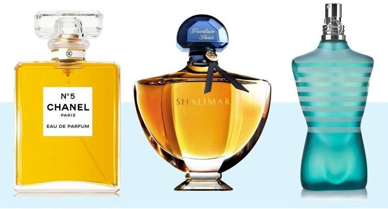 son parfum préféré