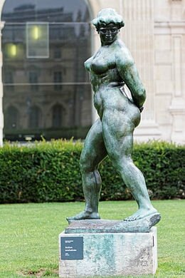 Aristide_Maillol_-_Action_enchaînée_-_Bronze_-_1908_-_013