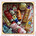 #soins cocooning mes produits chouchous ,mes derniers achats ❤️