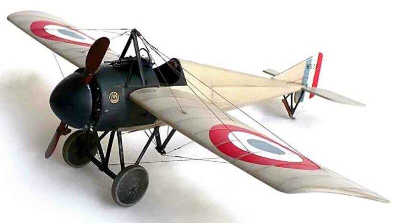 Saulnier type N