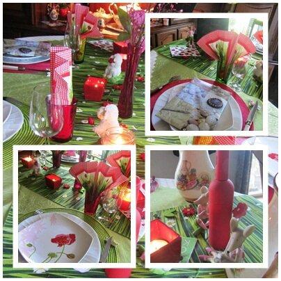 table evelyne