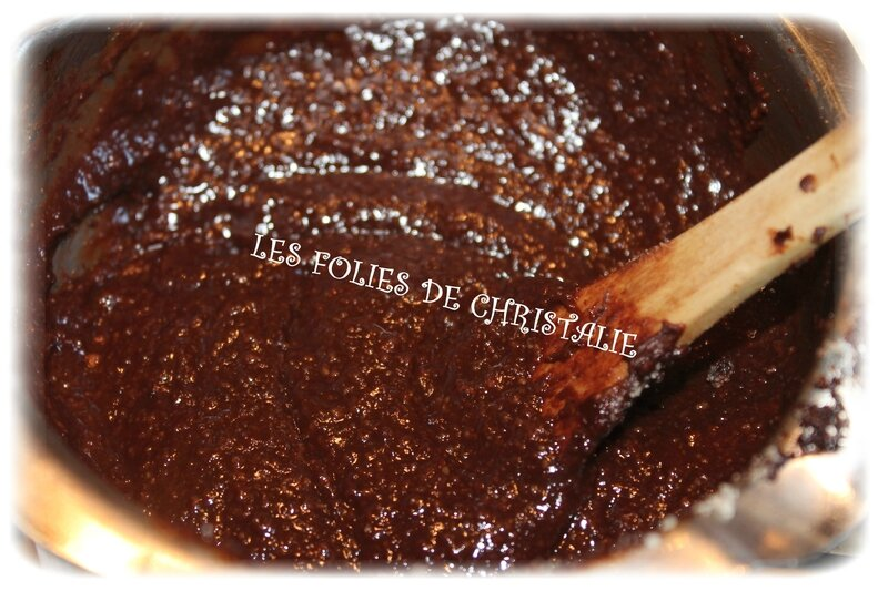 Bouchées 3 chocolats 9
