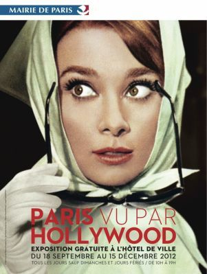 Affiche Paris Vu Hollywood