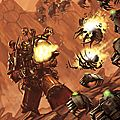 Warhammer 40k - hand of corruption