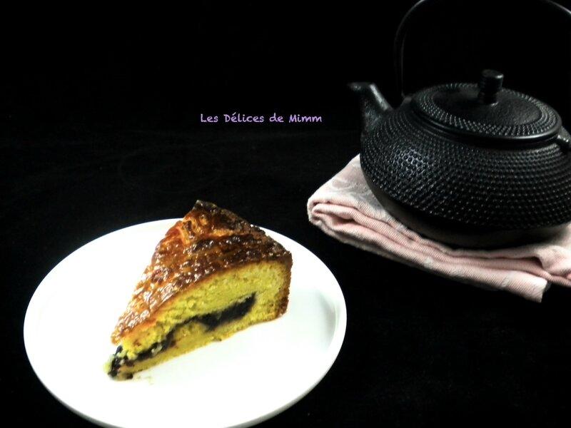 Gâteau breton aux pruneaux 5