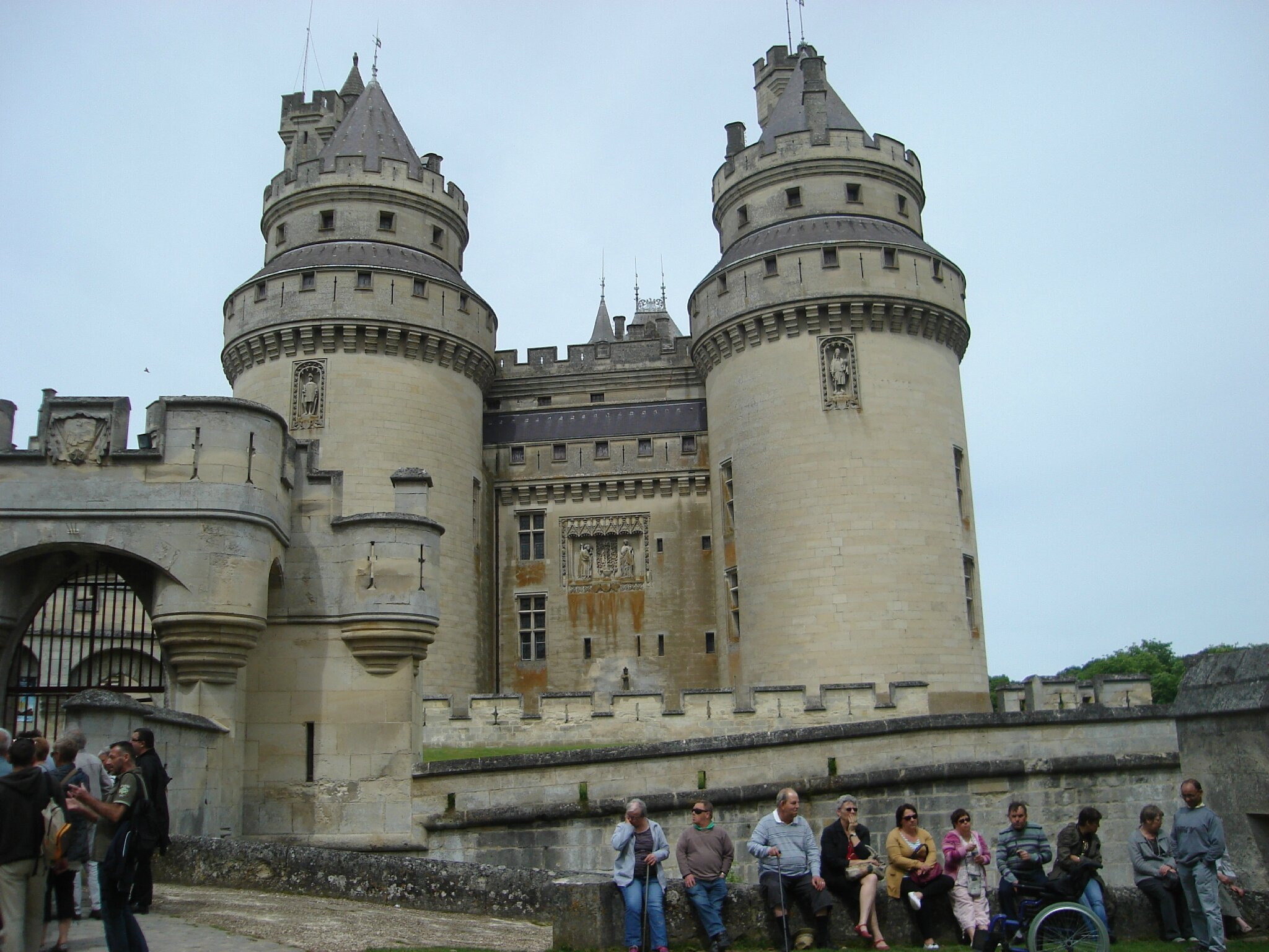 PIERREFONDS !!!