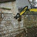 travaux chapelle le 14 novembre mur du milieux 149