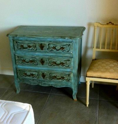 commode origine