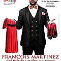 François martinez le magicien qui fait disparaitre sa femme mais ..pas le talent!!