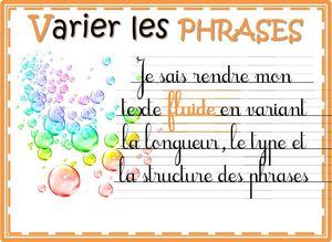 Varier_les_phrases