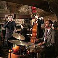 Un concert de jazz au caveau de la huchette