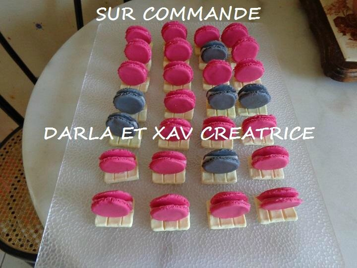 MARQUE6PLACES MACARONS
