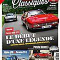 Nouveau - sport auto classiques (trimestriel)