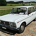 Fiat 125 special 1971-1972