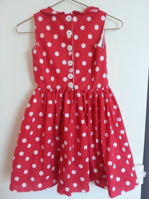 robe rouge a pois_05