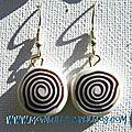 BO^spirale cuivre